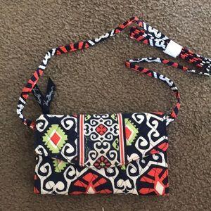 Handbags - Authentic Vera Bradley wallet/crossbody